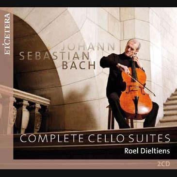 J.S. Bach Complete Cello Suites